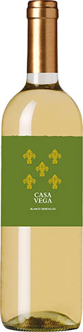 Casa Vega Blanco Semi Dulce