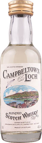 Campbeltown Loch 5 YO Miniaturka