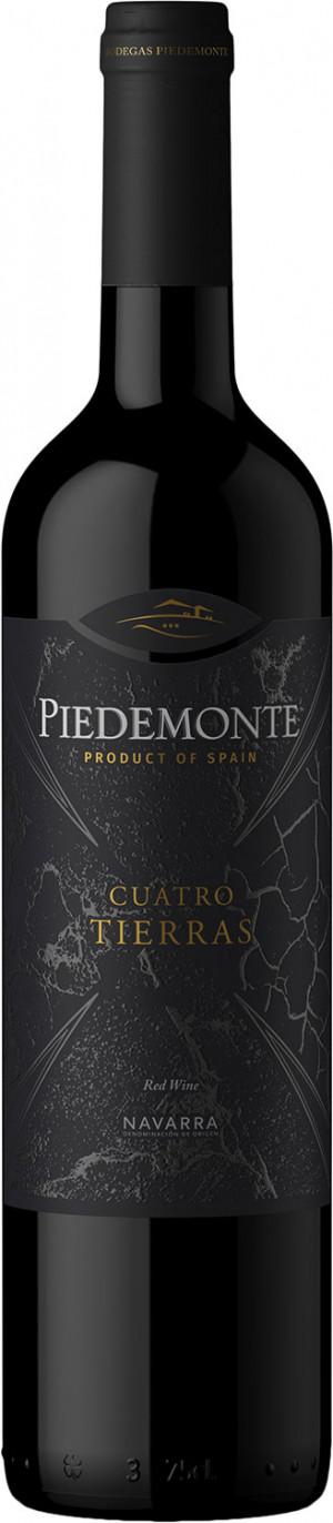 PIEDEMONTE CUATRO TIERRAS 0,75 2014