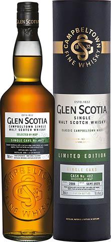 Glen Scotia 2006 Cask 482 2006
