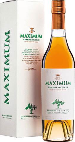 Maximum Brandy De Jerez Sherry Cask