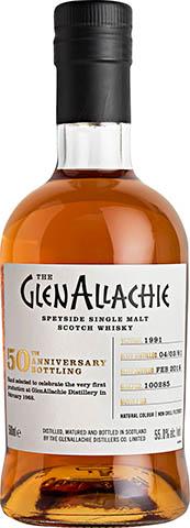 Glenallachie 1991 55,0% Cask 100285