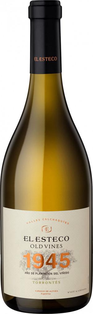 El Esteco old vines 1945 Torrontes 2019