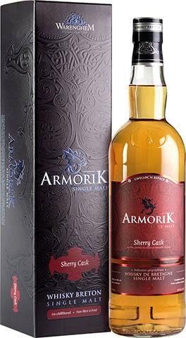 ARMORIK SHERRY CASK 0,7 46%
