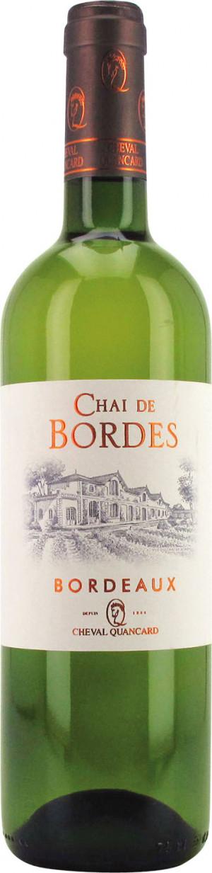 Chai Des Bordes Blanc 2018