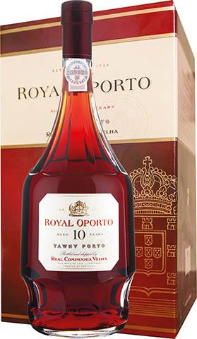 ROYAL OPORTO 10YO TAWNY PORTO 0.75L 20%