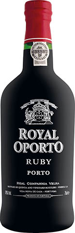 Royal Oporto Ruby Porto Mp Alkohole I Wina świata