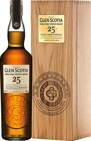 Glen Scotia 25 YO