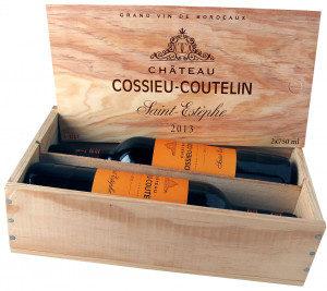 Skrzynka 2 but Chateau Cossieu Coutelin