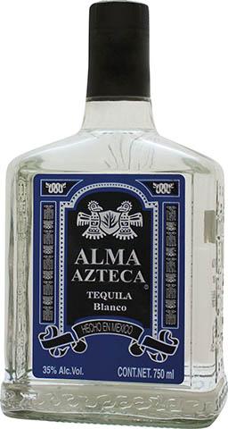 Alma Azteca Blanco Tequila