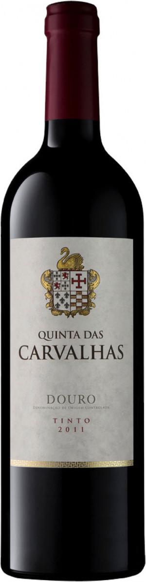 QUINTA DAS CARVALHAS TINTO 2015 0,75