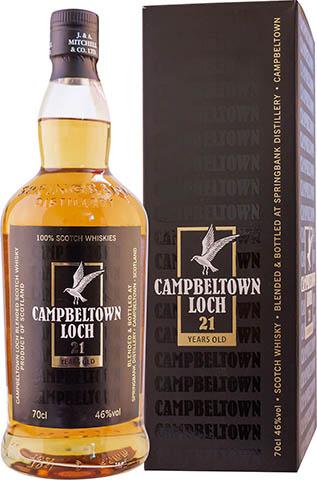 Campbeltown Loch 21 YO