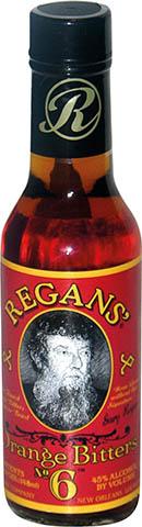 Regans Org Bitters