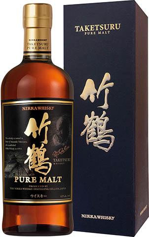 Nikka Pure Malt Taketsuru Non Age