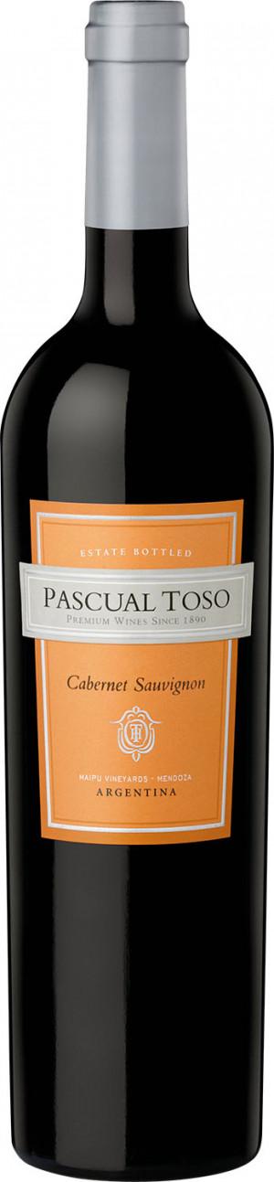 PASCUAL TOSO CABERNET SAUVIGNON 2016 0,75