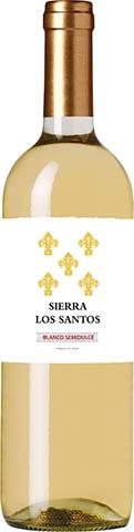 Sierra Los Santos Blanco Semi Dulce