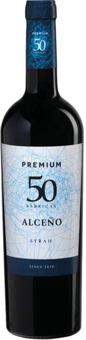 Alceno Syrah Premium 50 Barric 2017