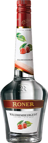 WALDHIMBEER GEIST FRAMBOISE 0,7L   RONER