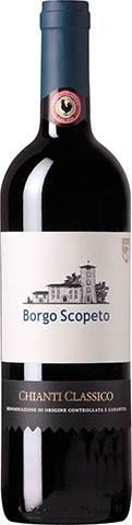 BORGO SCOPETO CHIANTI CLASSICO 0,75 2016