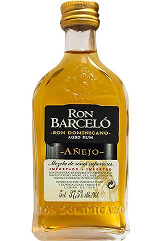 Ron Barcelo Anejo 0,05L 37,5% Mini