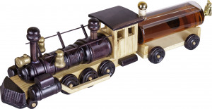 Train - Pociąg + wagon