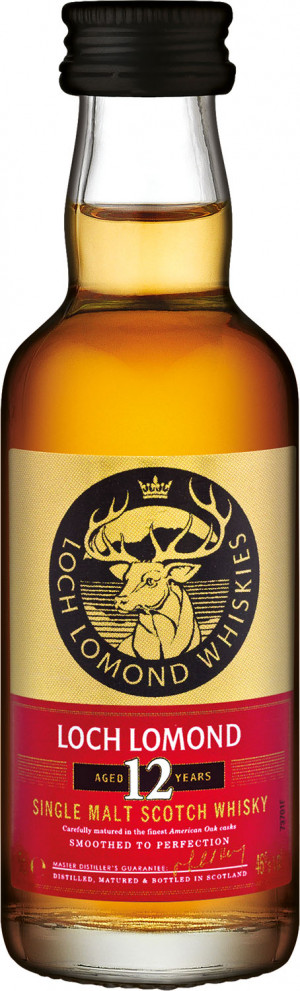 LOCH LOMOND 12 YO  0,05L 46% mini