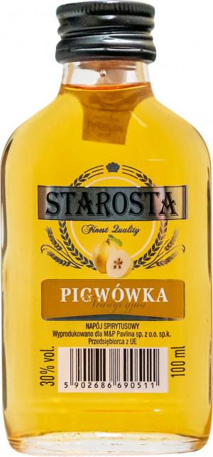 STAROSTA 0,1L PIGWÓWKA