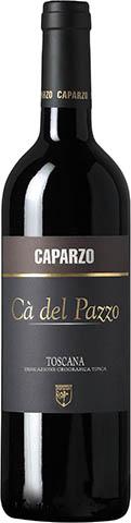 CAPARZO CA DEL PAZZO  0,75  2013