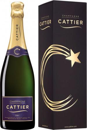 CATTIER GLAMOUR DRY 0,75  KARTON