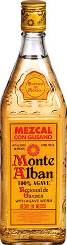 MONTE ALBAN  MEZCAL  0,7 40%