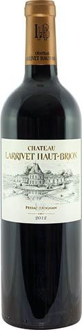 Chateau Larrivet Haut Brion 2012