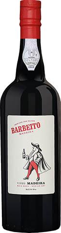Barbeito Madeira 3 YO Medium Dry