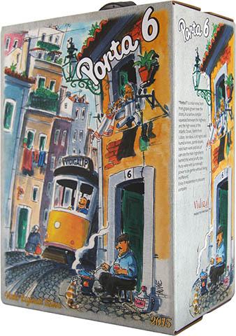 Porta 6 Tinto BIB 2016