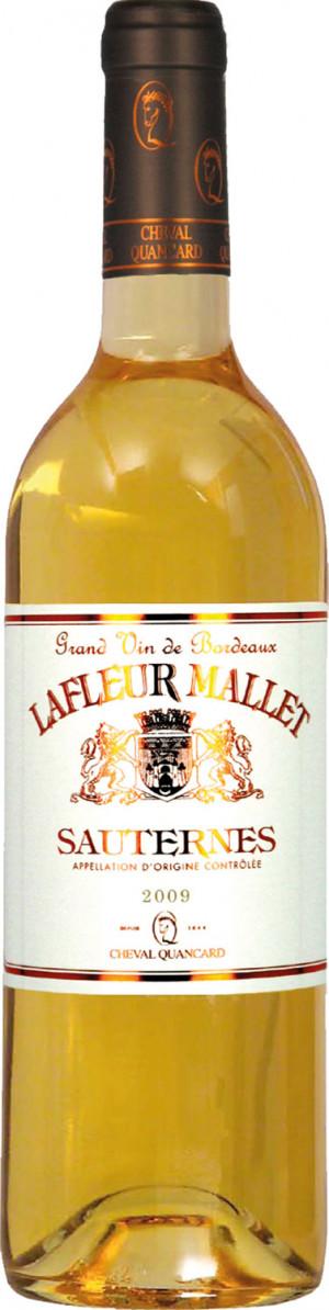 Lafleur Mallet Sauternes Quancard 2016