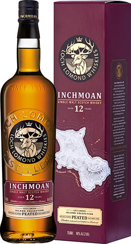 INCHMOAN 12 YO SINGLE MALT  0,7L 46%