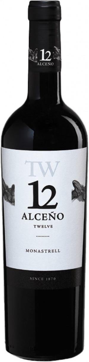 Alceno Twelve 12 TW Monastrell 2016 1,5L