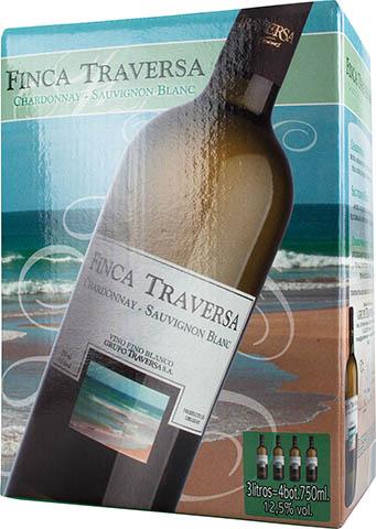 Traversa Chardonnay/Sauvignon Blanc BIB 2018