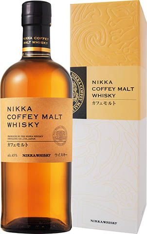 NIKKA COFFEY MALT 0,7L  45%