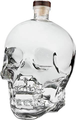 CRYSTAL HEAD VODKA - CZASZKA 3,0L 40%