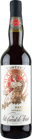 MARSALA SUPERIORE DOLCE SWEET 0,75