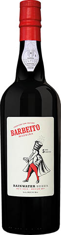 BARBEITO MADE 5YO RAINWATER MED DRY 0,75
