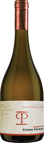 Casas Patronales Reserva Privada Chardonnay 2015