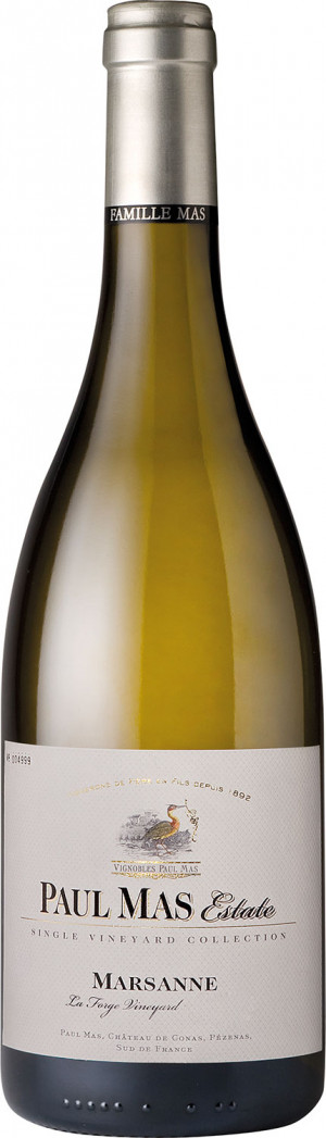 PAUL MAS ESTATE MARSANNE 2017  0,75