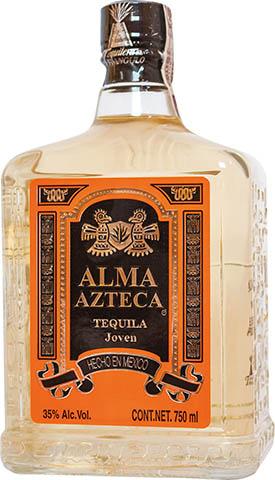 Alma Azteca Joven Gold