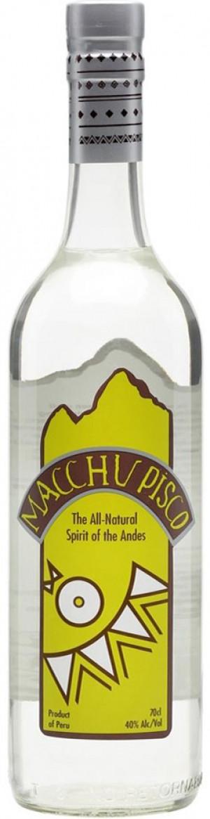 Macchu Pisco 40%
