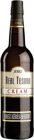 Real Tesoro Cream