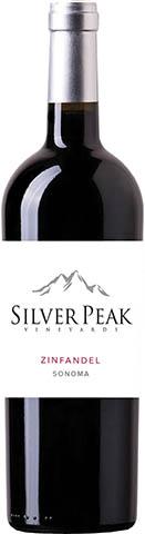 Silver Peak Napa County Zinfandel 2013