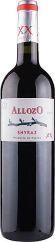 ALLOZO SYRAH 0,75L 2012