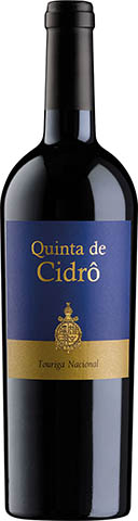 Quinta De Cidro Touriga National 2014