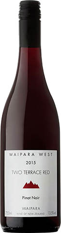 Waipara West Two Terrace Red Pinot 2016